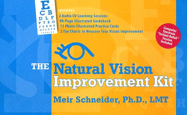 Natural Vision Improvement Kit By Schneider, Meir