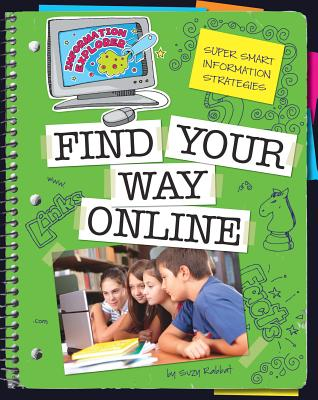 Find Your Way Online By Rabbat, Suzy